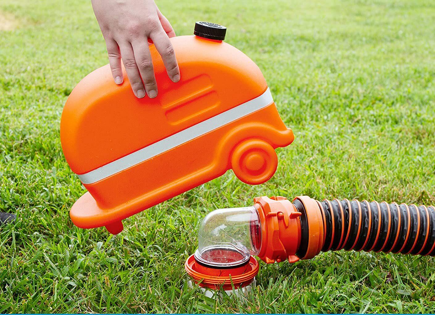 RV sewer hose weight