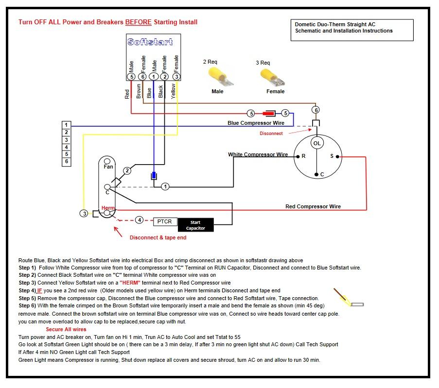 SoftStartRV Instructions