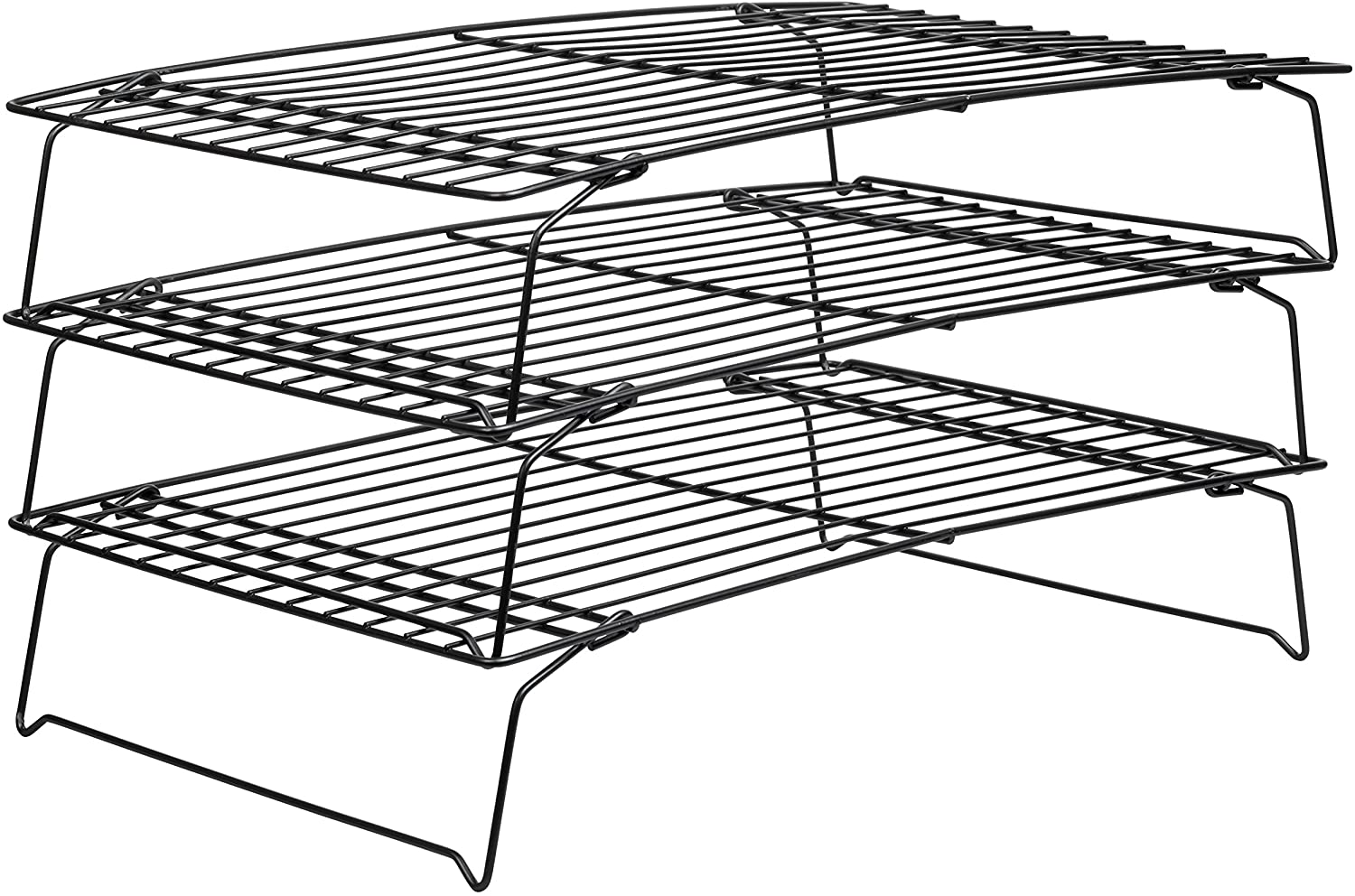 cooling rack for DIY storage in the cabinet